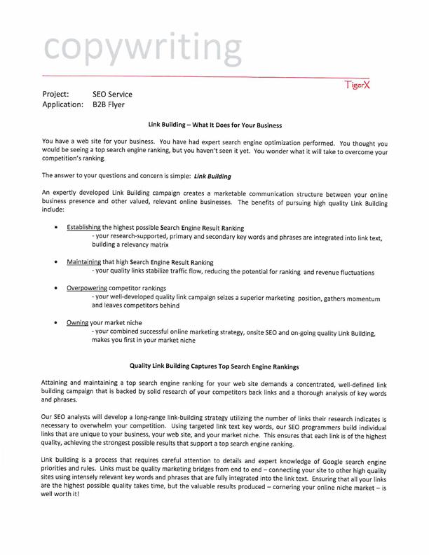 B2B Marketing Material 1